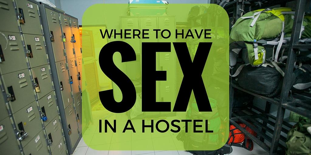 секс в хостеле